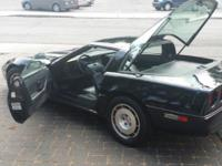 FOR SALE. 1986 CORVETTE COUPE AUTOMATIC Fresh out of