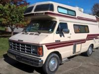 I've got a 1986 dodge falcon it is a class b campervan