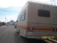 Description This Rv has a 454 chevy engine, Gas, two