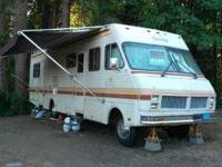 1986 Fleetwood Bounder Class A 1986 Bounder 36ft motor