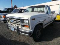 1986 Ford F250 Our Location is: Tom Denchel Ford