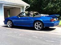 Fully Modified and Stroked out Convertible Pony 1986