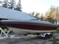 1986 Four Winns Liberator Boat is located in