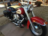 1986 Harley Davidson Heritage Softail 80 cubic inches