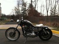 1986 Harley-Davidson Sportster Custom BobberEVERYTHING