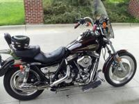 HARLEY DAVIDSON LOW RIDER CUSTOM FOR SALE Priced UNDER
