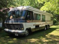 1986 Holiday Rambler Imperial 33' Class A motorhome -