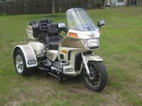 Definitely incredible 1986 HONDA GOLDWING in
