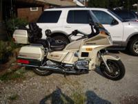 NICE Clean 1986 Honda Goldwing Aspencade SE-i