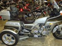1986 Honda Goldwing GL1200A GREAT RIDE!! TRIKE KIT