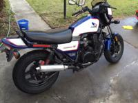 I've got my '86 Nighthawk 700SC up for sale. I'm not