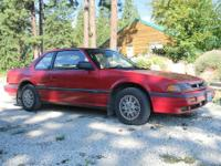 1986 Honda Prelude si 5 speed manual with strong