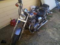 1986 Honda Rebel 450 (CMX450) RARE Bike or cash +