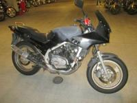 1986 Honda VF500 VF 500 THIS IS AN AS IS MOTORCYCLE