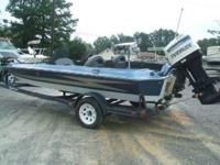 1986 Hydro Sport 17' boat with a 1994 150hp Evinrude