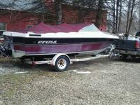 Selling a well maintained boat. Boat has been on the
