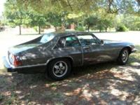This 1986 XJS Jaguars in exceptional condition and