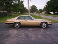 1986 Jaguar XJS Sports Coupe V 12 Motor, 400 TH