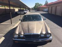 1986 Jauguar XJ6 in good condition , strong engine ,