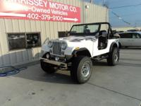 COME CHECK OUT THIS FUN VEHICLE!