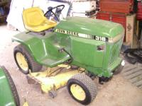 ONE OWNER BARN STORAGE VERY GOOD CONDITION 52 MOWER