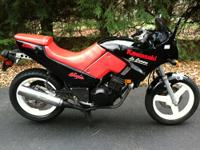 This was Gary Nixon's personal motorcycle on which he