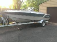I have a 1986 Larson DC-175 bowrider for sale. It has a