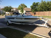 1986 Mastercraft 19' Skier with 351W PCM motor, Power