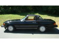 1986 Mercedes 560SL - 'Survivor Car' A local car since