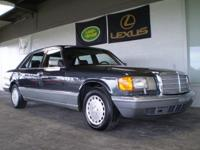 1986 Mercedes Benz 300 SDL Sedan. 3.0L Turbo Diesel