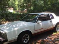 ~~~1986 MONTE CARLO SS FOR SALE~~~ ****$4000 OR BEST