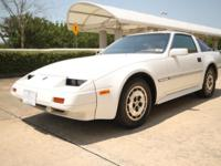 This 1986 Nissan 300 ZX is offered to you for sale by