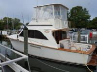 1986 Ocean Yachts 38 Super Sport Owner Relocation -
