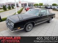 YES 83,000 MILES ON THIS 1986 CUTLASS SUPREME This