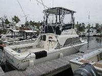 Boat is ready to fish, Inshore or off shore Must see,