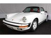 Grand Prix white with Can Can Red leather interior. A