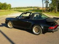 1986 Porsche 911 Carrera in Excellent Condition All