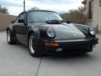 Well documented original paint 930.. near concours 1986
