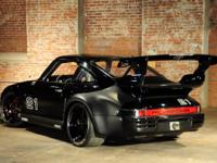 The Porsche 930, just another instance of evolution for