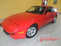 1986 Porsche 944 Hatchback Base Our Location is: Vin