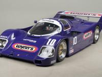 1986 Porsche 962 VIN: HR3 When the 962 came out in