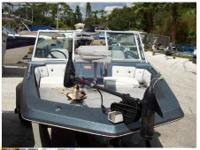 1986 Procraft Fish and Ski w 2 new seats and 75 Mercury