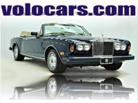 This is a Rolls-Royce, Corniche for sale by Volo Auto