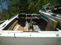 Needs interior and motor. Additionally 350 complete