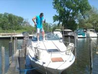 1986 Sea Ray 250 Sundancer Boat is located in