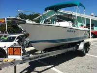 1986 Shamrock 20' Center Console New rebuild 302