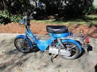 1986 Suzuki Fa50 , Classic Suzuki 49cc Mini cycle,
