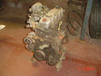 Engine fits 1985-87 Tempo & Topaz. Engine has 62k miles