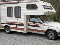For Sale: 1986 Toyota Motorhome: 4 Cylinder Automatic