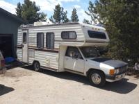great little camper originally purchased from an old
